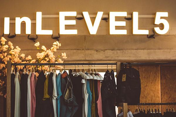 Hempje retailer inLEVEL5 Leuven