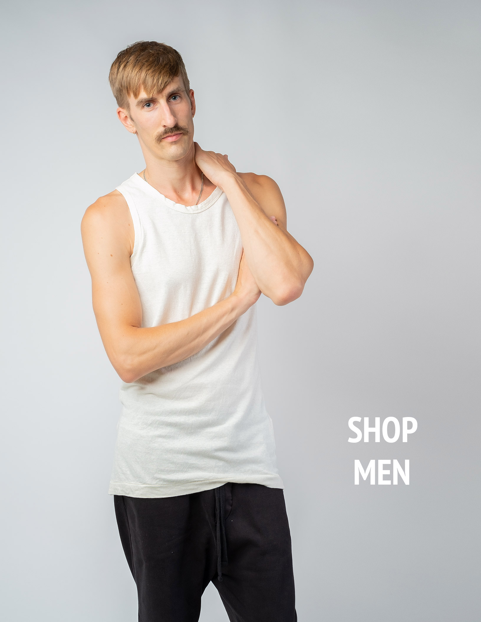 Shop mens hempje collection text